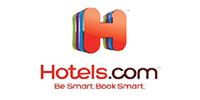 Upp till 50 % rabatt på hotell världen över