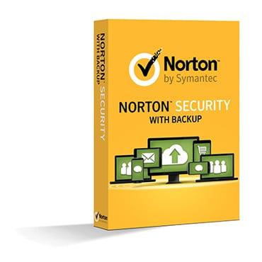 NORTON™ SECURITY MED BACKUP med studentrabatt