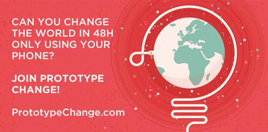 Var med och sprid din idé i Reach for Changes Hackathon