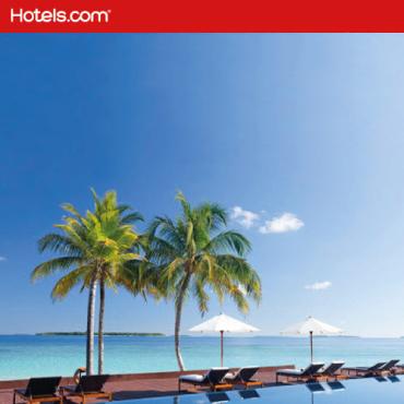 Sista minuten-resor hos Hotels.com