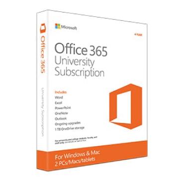 Med Studentkortet får du rabatterat pris på Microsoft Office 365