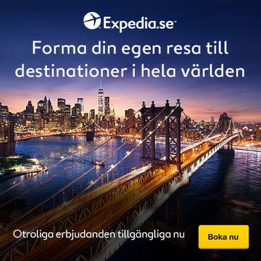 Studentrabatt hos Expedia