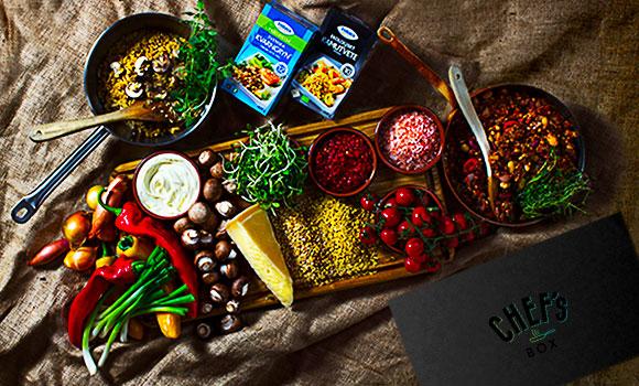 Chef's Box