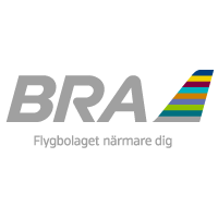 Sveriges nya inrikesflyg med 13 destinationer! - BRA Flyg