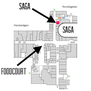 Studentrabatt hos Saga of Sweden