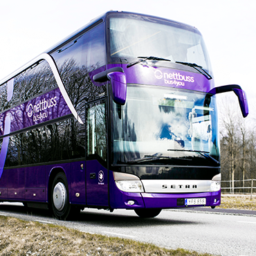 Studentrabatt på 5 % till alla med Studentkortet som bokar resor med Nettbuss.se. Boka med Studentkortet! Hämta rabatten!