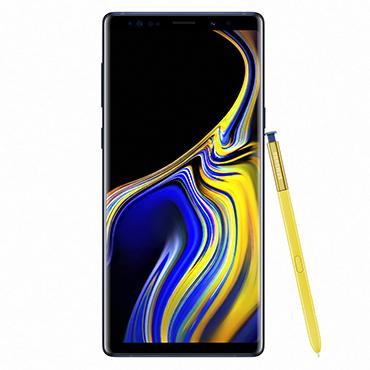 Samsung Galaxy Note9 med Halebop Student