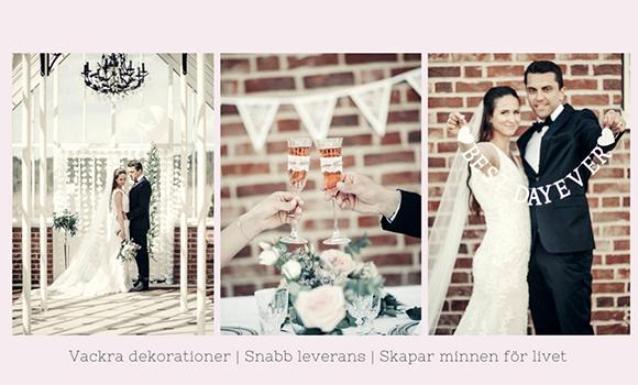Bröllopsdekorationer.com