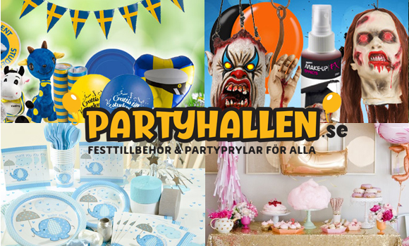 Partyhallen
