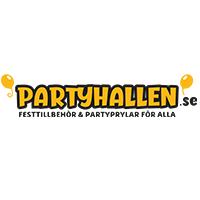 Rabatt på festartiklar - Partyhallen