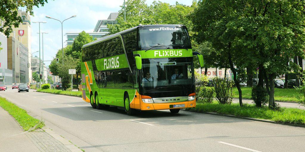 Värdekupong Flixbus